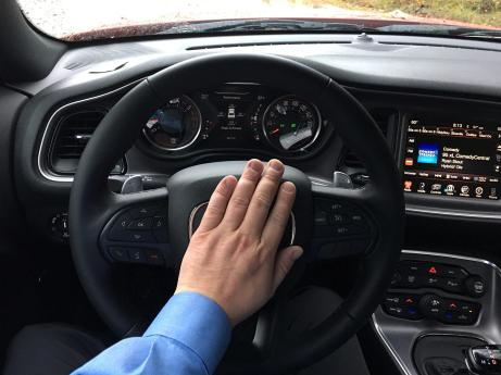 Widescreen Gallery - 2016 Dodge Challenger 1