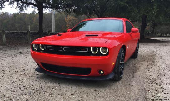 Widescreen Gallery - 2016 Dodge Challenger 22