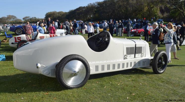1930 Alfa Romeo 1750GS Testa Fissa 17