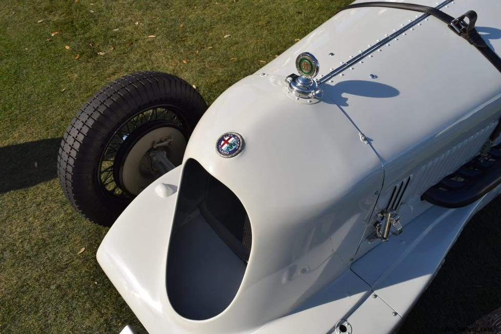 1930 Alfa Romeo 1750GS Testa Fissa 27