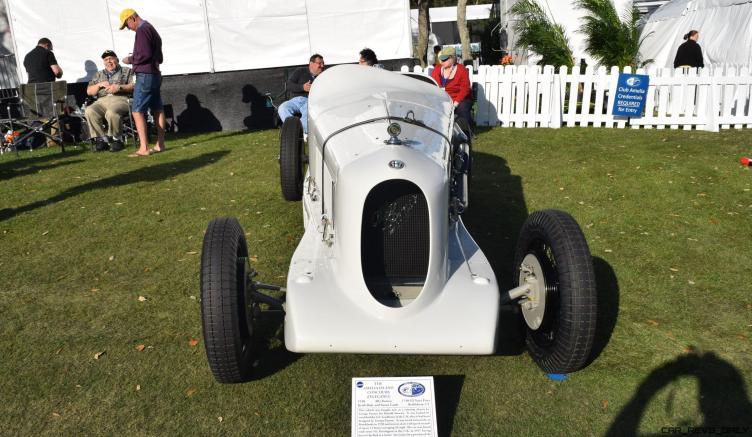 1930 Alfa Romeo 1750GS Testa Fissa 5