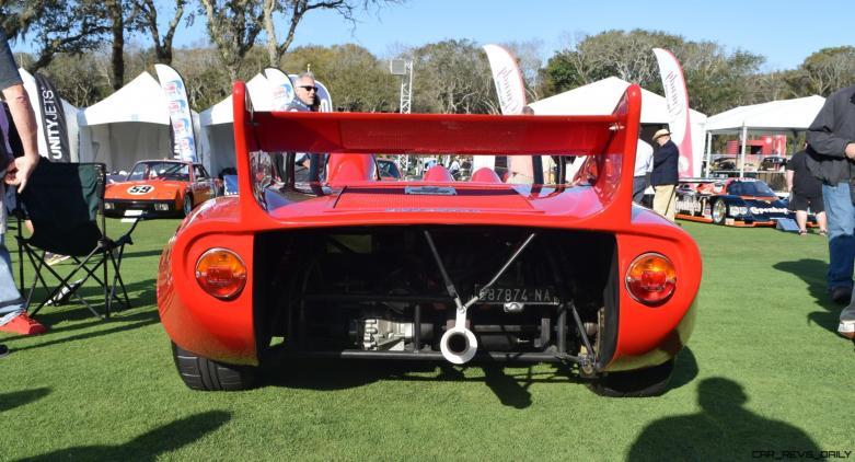 1971 Bizzarrini 128P Speedster 18