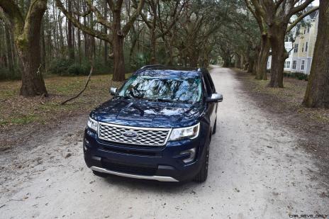 2017 Ford Explorer PLATINUM Exterior 26