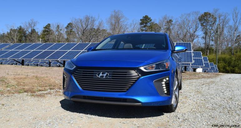 2017 Hyundai Ioniq Hybrid 35