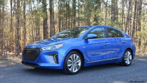 2017 Hyundai Ioniq Hybrid 5
