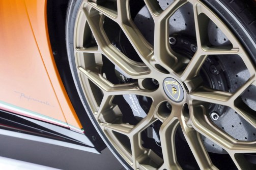 2017 Lamborghini Huracan PERFORMANTE 13