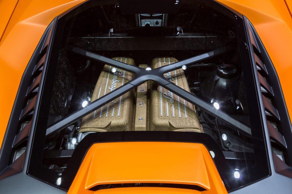 2017 Lamborghini Huracan PERFORMANTE 20