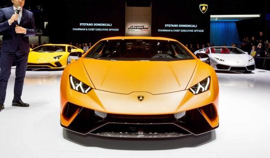 2017 Lamborghini Huracan PERFORMANTE 26