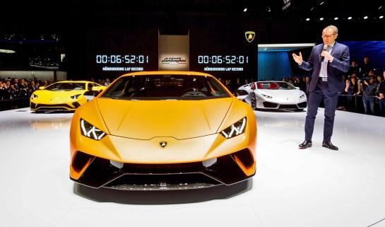 2017 Lamborghini Huracan PERFORMANTE 27