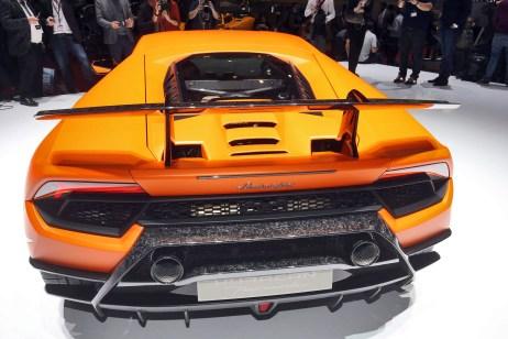 2017 Lamborghini Huracan PERFORMANTE 4