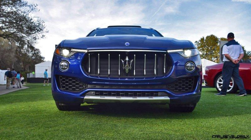 2017 Maserati LEVANTE 4