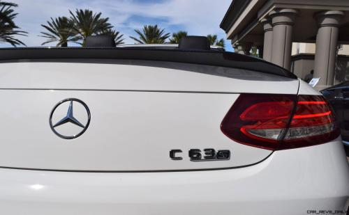 2017 Mercedes-AMG C63S Cabriolet 20