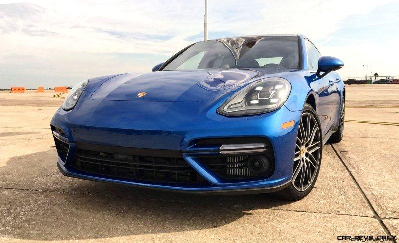 2017 Porsche Panamera TURBO Exterior 19