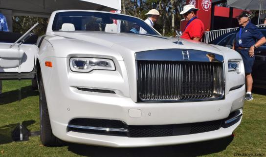 2017 Rolls-Royce DAWN - Inspired by Fashion 15