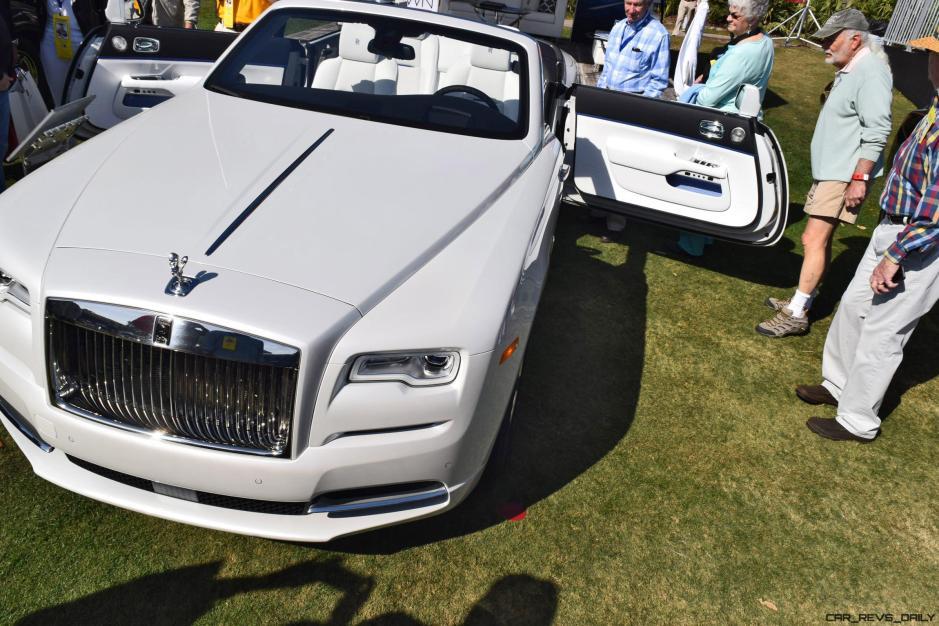 2017 Rolls-Royce DAWN - Inspired by Fashion 9