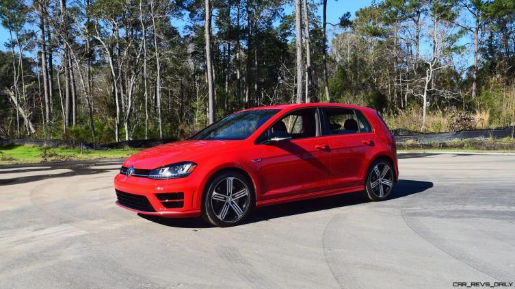 2017 VW Golf R Review 14
