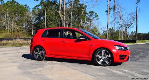 2017 VW Golf R Review 3