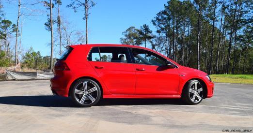 2017 VW Golf R Review 4