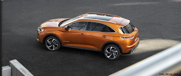 20170228 DS 7 CROSSBACK - from above