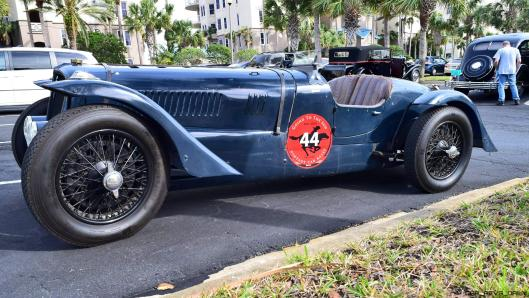 Delahaye 135S Competition 24