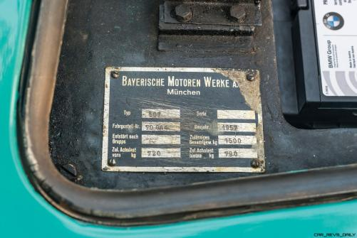 1957 BMW 507 Roadster Series I - RM Sotheby's Villa Erba 2017 25