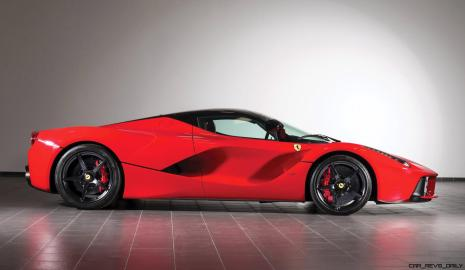 2014 Ferrari LaFerrari 5
