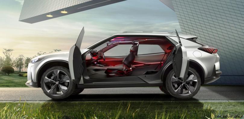 2017 Chevrolet FNR-X Concept 12