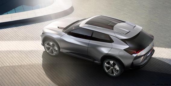 2017 Chevrolet FNR-X Concept 15