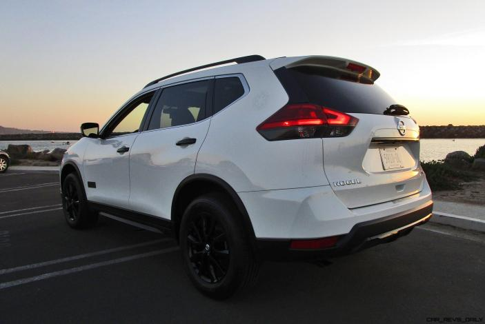 2017 Nissan ROGUE ONE Star Wars Edition 7