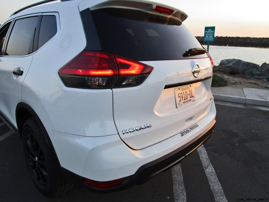 2017 Nissan ROGUE ONE Star Wars Edition 7a