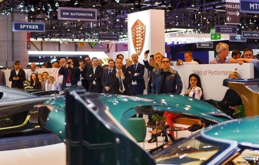 2017 Regera Green Koenigsegg 6