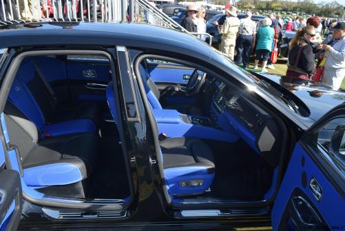 2017 Rolls-Royce Black Badge GHOST II 4