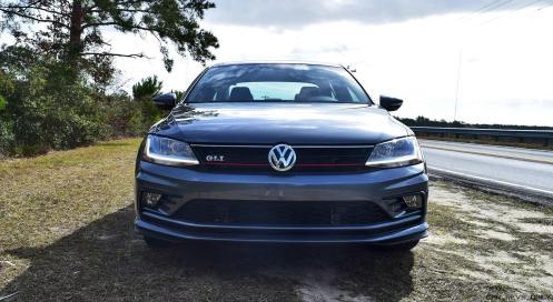 2017 VW Jetta GLI DSG Automatic - HD Road Test Review 38