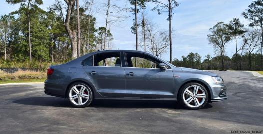 2017 VW Jetta GLI DSG Automatic - HD Road Test Review 5