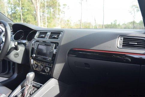 2017 VW Jetta GLI Interior 12