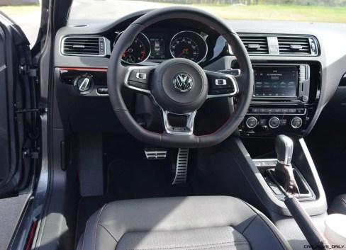 2017 VW Jetta GLI Interior 4