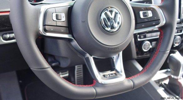 2017 VW Jetta GLI Interior 5