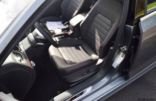 2017 VW Jetta GLI Interior 7