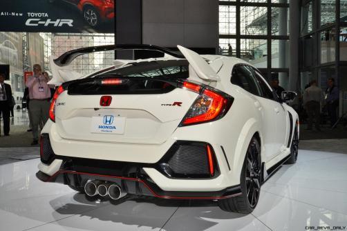 2018 Honda Civic Type R USA10 copy