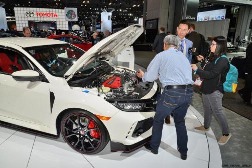 2018 Honda Civic Type R USA2 copy