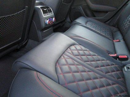 2017 Audi A6 Sedan 3.0T INTERIOR 2
