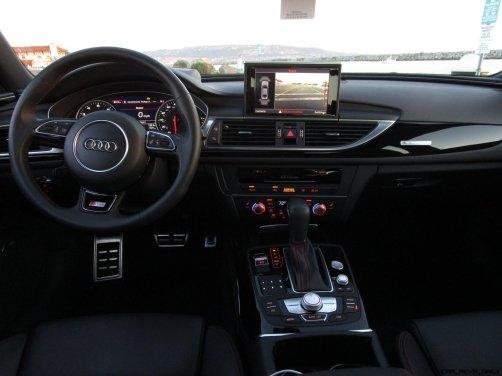 2017 Audi A6 Sedan 3.0T INTERIOR 4