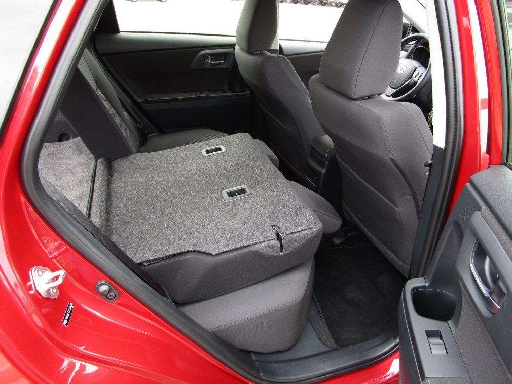 2017 Toyota Corolla iM INTERIOR PHOTOS 15