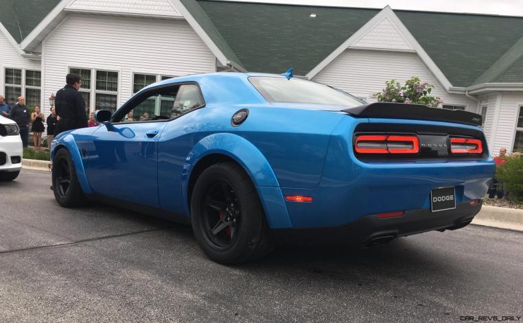 2018 Dodge DEMON SRT Challenger 9