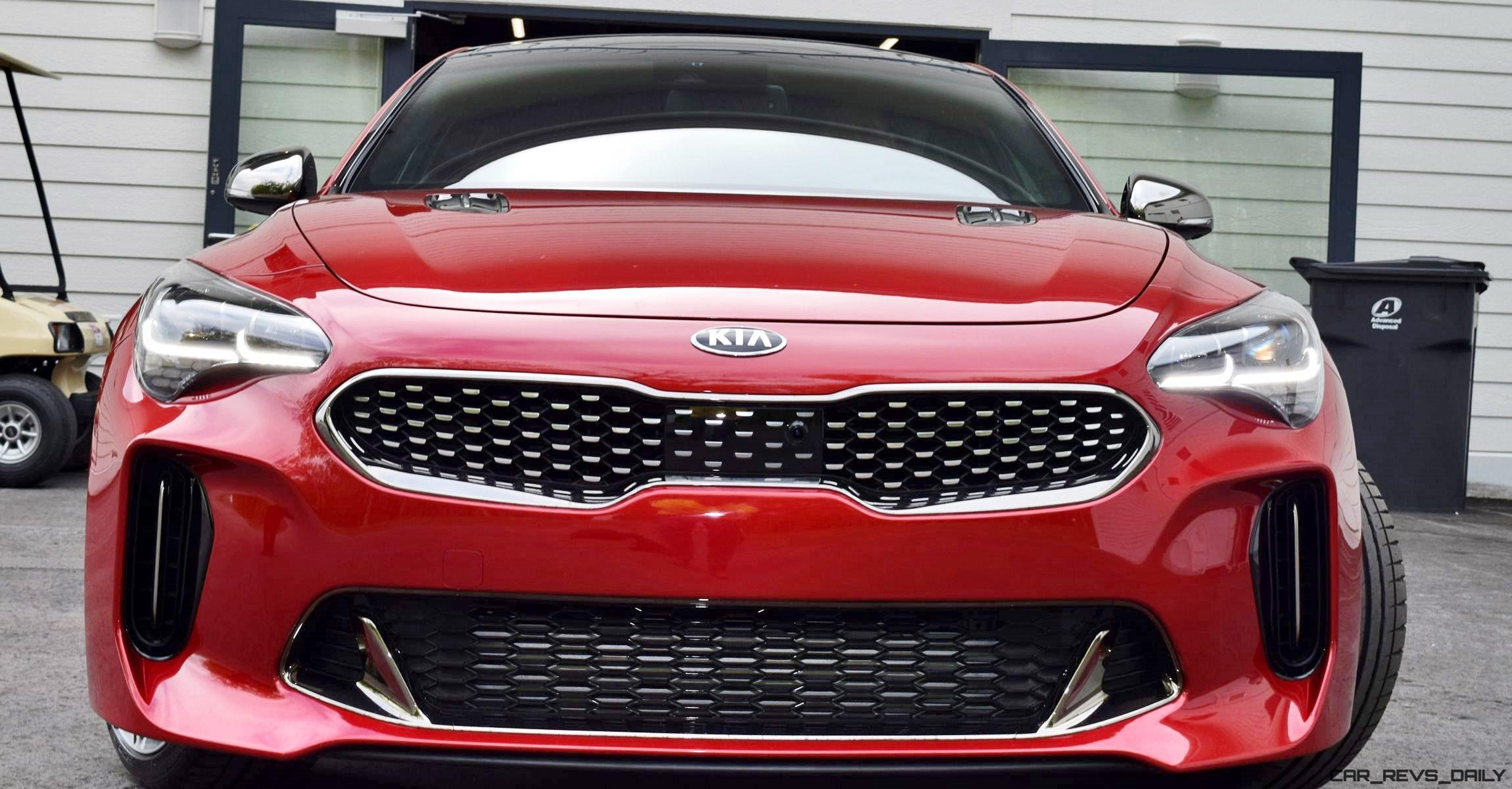 2018 KIA Stinger GT AWD 1