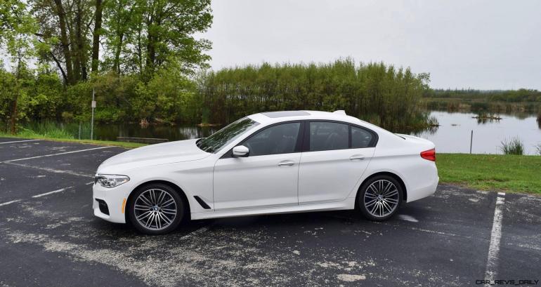 2017 BMW 540i 15