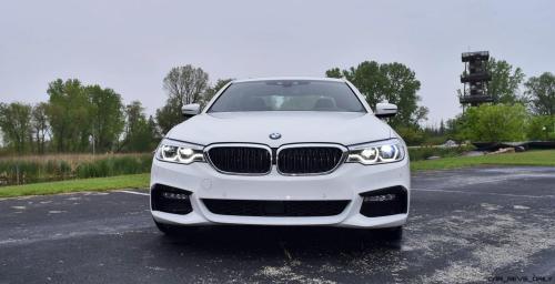 2017 BMW 540i 2