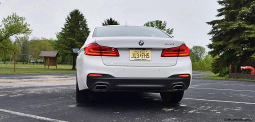 2017 BMW 540i 20