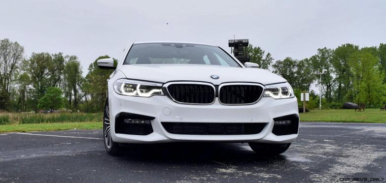 2017 BMW 540i 27