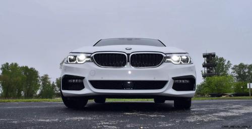 2017 BMW 540i 3